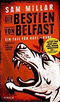 Autor: Millar, Sam, Titel: Die Bestien von Belfast