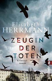Autor: Herrmann, Elisabeth, Titel: Zeugin der Toten