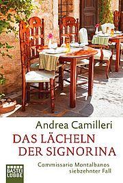 Autor: Camilleri, Andrea, Titel: Das Lächeln der Signorina