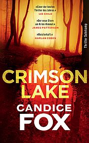 Crimson Lake - Fox, Candice - Suhrkamp
