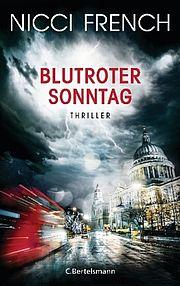 Blutroter Sonntag - French, Nicci - C. Bertelsmann