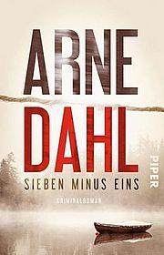 Sieben minus eins - Dahl, Arne - Piper