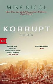 Korrupt - Nicol, Mike - btb