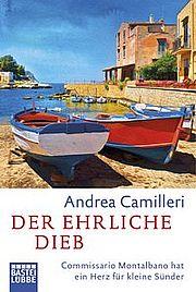 Der ehrliche Dieb - Camilleri, Andrea - Bastei Lübbe