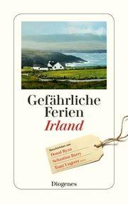 Autor: Hertzsch, Kati (Hrsg.), Titel: Gefährliche Ferien - Irland