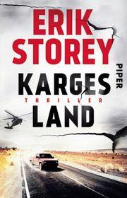 Autor: Storey, Erik, Titel: Karges Land